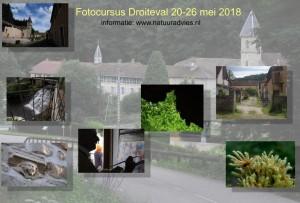 E-flyer gastcursus fotografie 2018