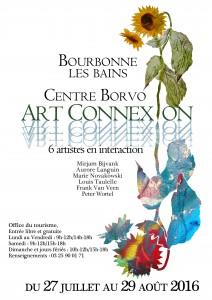 affiche expo Bourbonne les Bains