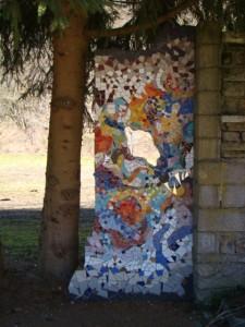 mur extérieur/buitenmuur